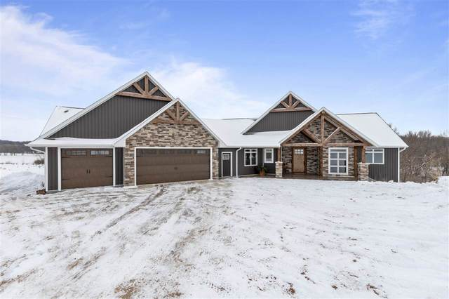 N1665 Fall Court, Hortonville, WI 54944 (#50217342) :: Todd Wiese Homeselling System, Inc.