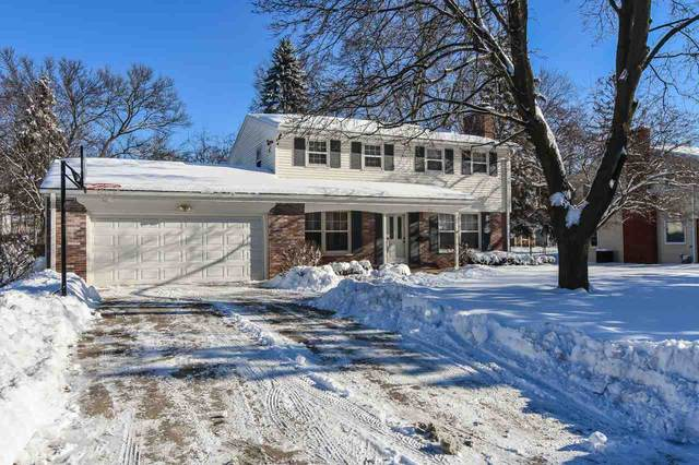 313 Simonet Street, Green Bay, WI 54301 (#50217402) :: Dallaire Realty