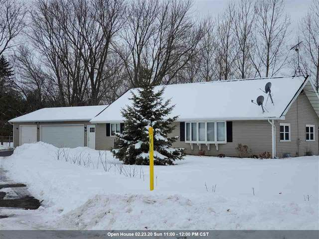 3281 Quarry Drive, Omro, WI 54963 (#50217405) :: Dallaire Realty