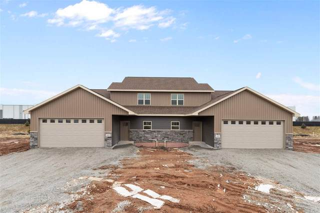 400 Hammen Court, Kaukauna, WI 54130 (#50217442) :: Dallaire Realty