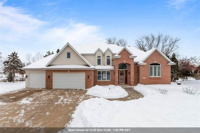 4112 N Terraview Drive, Appleton, WI 54911 (#50217455) :: Dallaire Realty