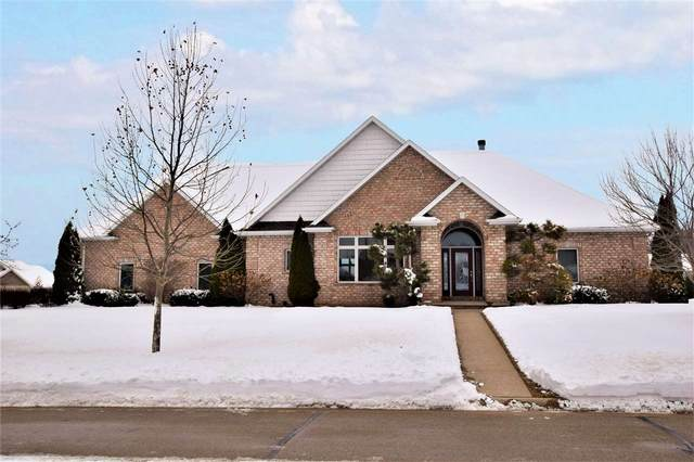 2893 Bally Bunion Lane, Green Bay, WI 54311 (#50217476) :: Todd Wiese Homeselling System, Inc.