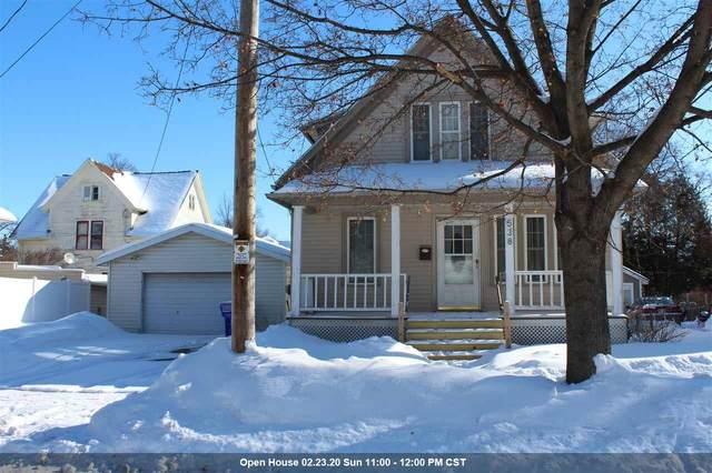 538 N Rankin Street, Appleton, WI 54911 (#50217484) :: Dallaire Realty