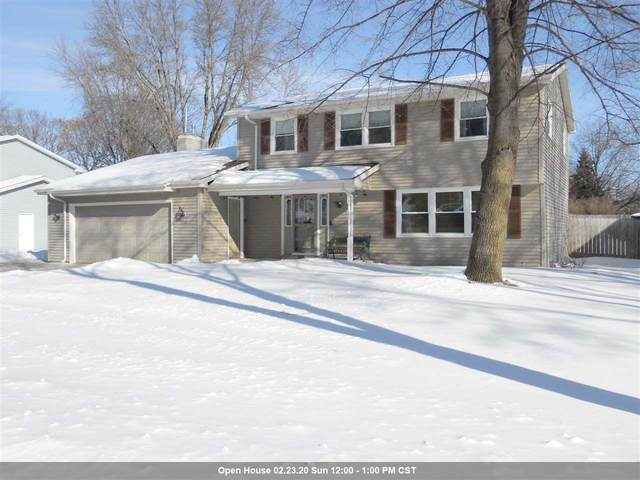 533 Tyrolian Drive, Green Bay, WI 54302 (#50217527) :: Todd Wiese Homeselling System, Inc.