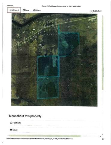 Airport Road, Oconto, WI 54153 (#50217574) :: Todd Wiese Homeselling System, Inc.