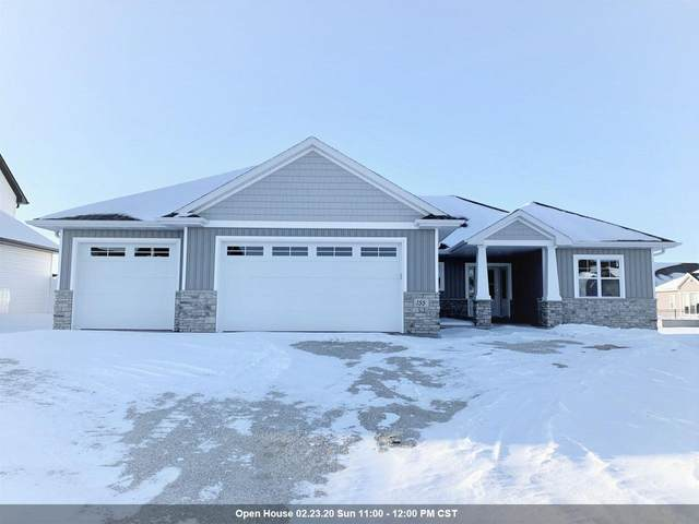 155 Purple Sage Drive, Green Bay, WI 54302 (#50217592) :: Todd Wiese Homeselling System, Inc.