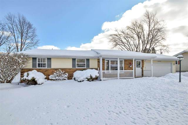 2445 Doney Street, Green Bay, WI 54313 (#50217620) :: Todd Wiese Homeselling System, Inc.