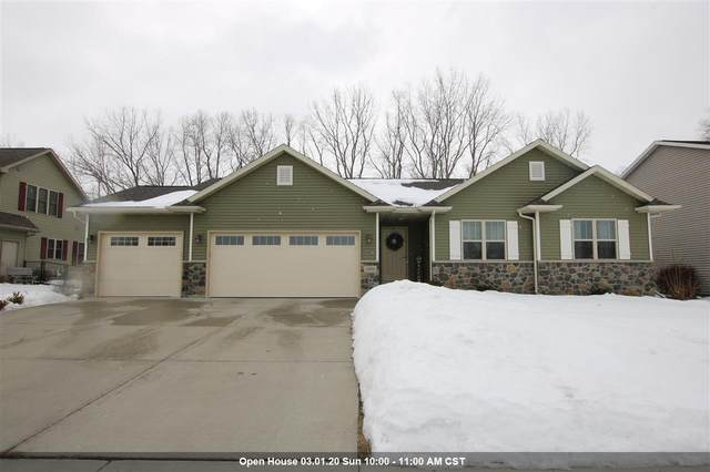 1408 Hunter Avenue, Fond Du Lac, WI 54935 (#50217846) :: Symes Realty, LLC
