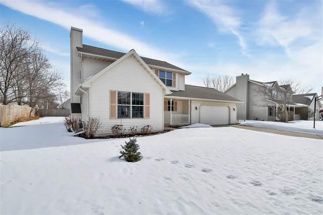 470 Lorraine Lane, Green Bay, WI 54311 (#50217888) :: Todd Wiese Homeselling System, Inc.