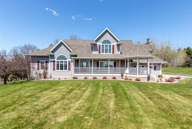 4737 Pine Grove Road, Denmark, WI 54208 (#50218115) :: Todd Wiese Homeselling System, Inc.