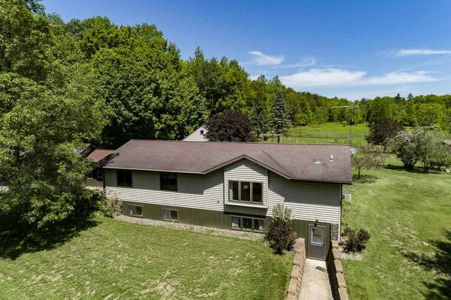 13694 Tar Dam Road, Mountain, WI 54149 (#50218254) :: Todd Wiese Homeselling System, Inc.