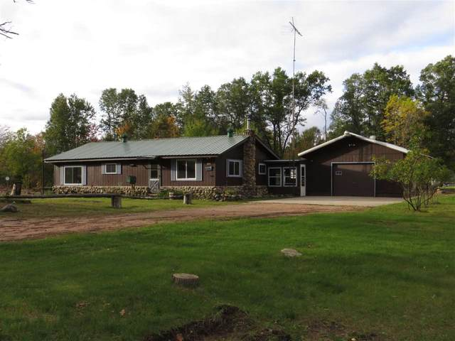 8929 Whiting Lane, Pound, WI 54161 (#50218352) :: Todd Wiese Homeselling System, Inc.