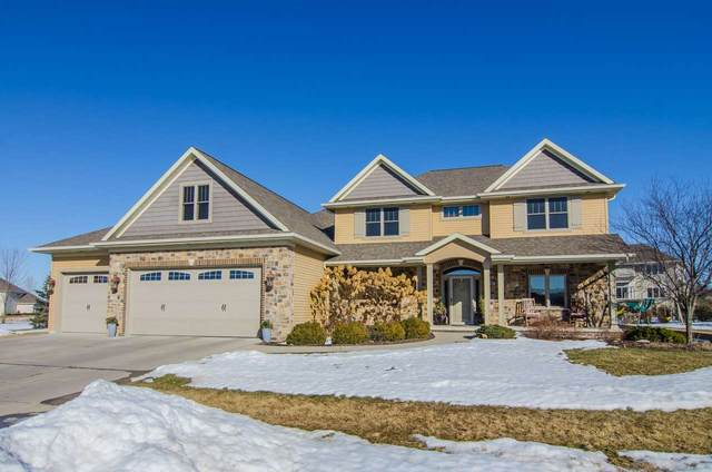 373 Gittens Court, De Pere, WI 54115 (#50218389) :: Todd Wiese Homeselling System, Inc.