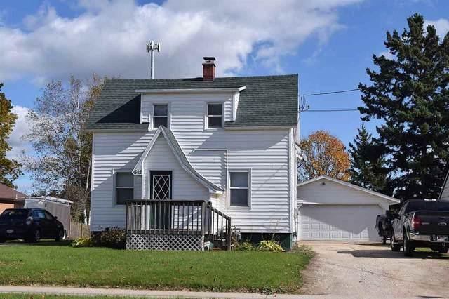 612 Church Avenue, Casco, WI 54205 (#50218522) :: Todd Wiese Homeselling System, Inc.