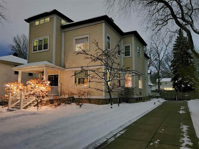 617 S Quincy Street, Green Bay, WI 54301 (#50218534) :: Todd Wiese Homeselling System, Inc.