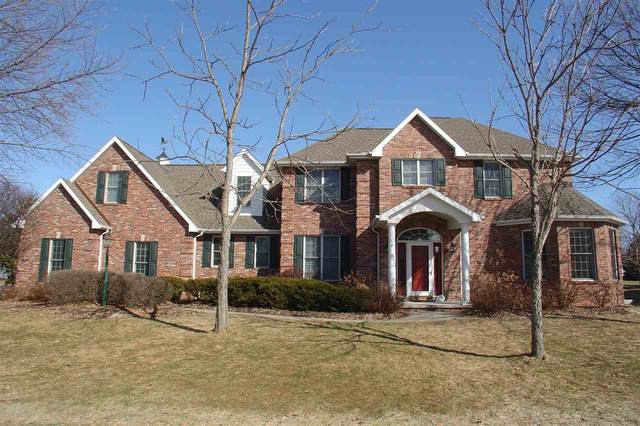 1404 Mansur Drive, Neenah, WI 54956 (#50218688) :: Todd Wiese Homeselling System, Inc.