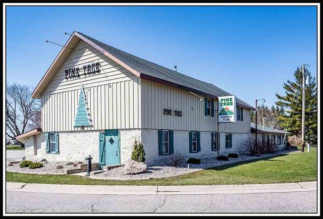 E8095 Hwy 54, New London, WI 54961 (#50218754) :: Todd Wiese Homeselling System, Inc.