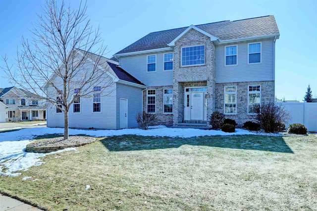 401 E Benton Drive, Appleton, WI 54913 (#50218783) :: Todd Wiese Homeselling System, Inc.