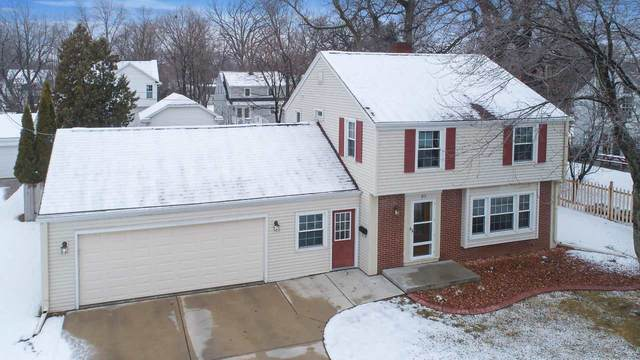 817 Talbot Avenue, De Pere, WI 54115 (#50218874) :: Todd Wiese Homeselling System, Inc.