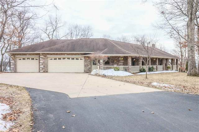 8939 North Shore Drive, Amherst Jct, WI 54407 (#50219030) :: Symes Realty, LLC