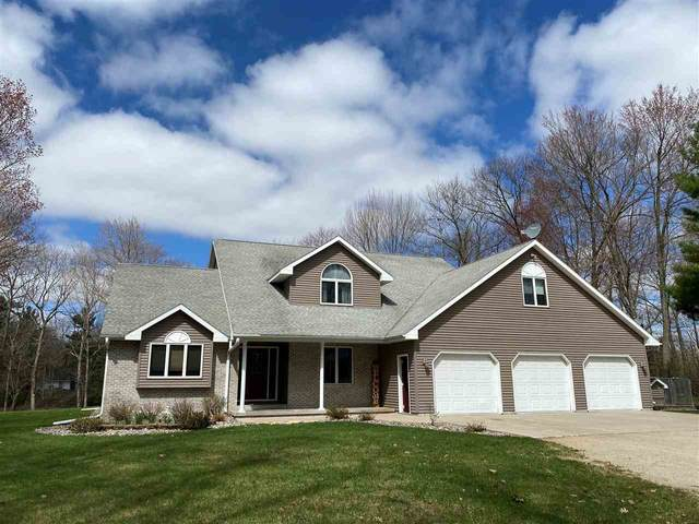 N3821 River Drive, Wallace, MI 49893 (#50219041) :: Dallaire Realty