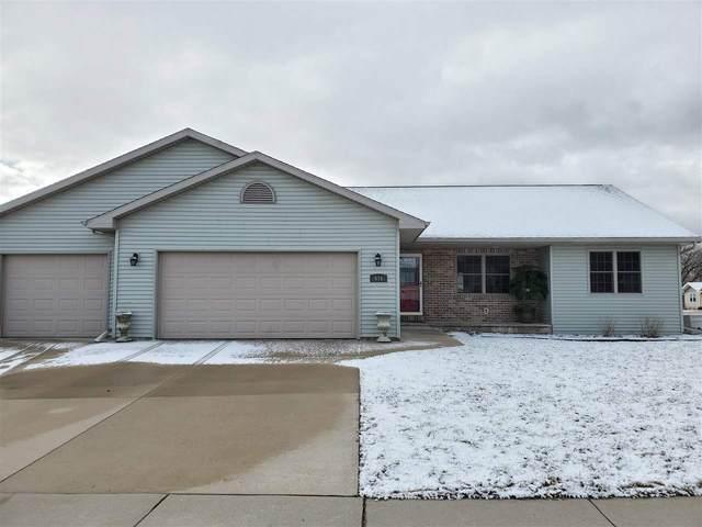 416 Tori Street, Omro, WI 54963 (#50219253) :: Todd Wiese Homeselling System, Inc.