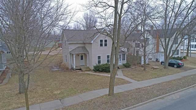 106 N State Street, Waupaca, WI 54981 (#50219262) :: Symes Realty, LLC