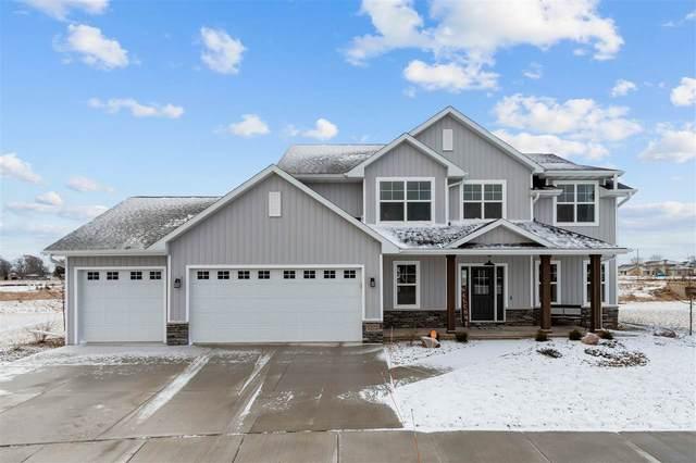 5372 N Amethyst Drive, Appleton, WI 54913 (#50219393) :: Todd Wiese Homeselling System, Inc.