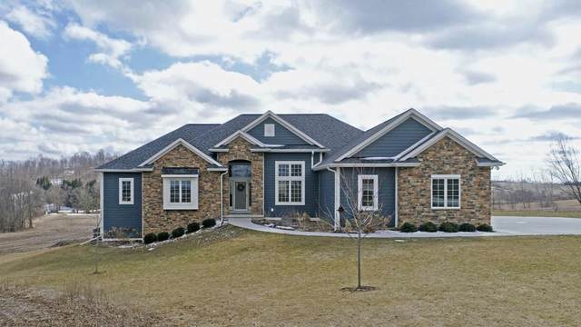 W3374 Sunset Drive, Campbellsport, WI 53010 (#50219395) :: Todd Wiese Homeselling System, Inc.