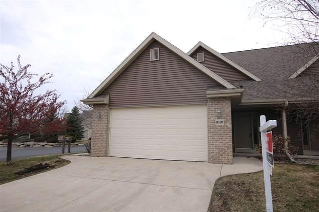 W5317 Martin Lane #31, Fond Du Lac, WI 54935 (#50219452) :: Todd Wiese Homeselling System, Inc.