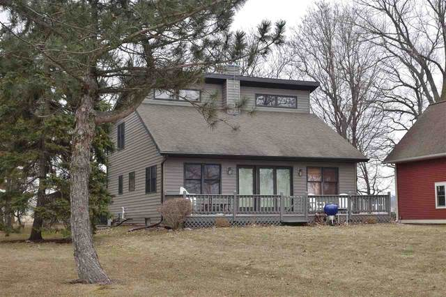 N9782 Highland Park Road, Malone, WI 53049 (#50219530) :: Todd Wiese Homeselling System, Inc.