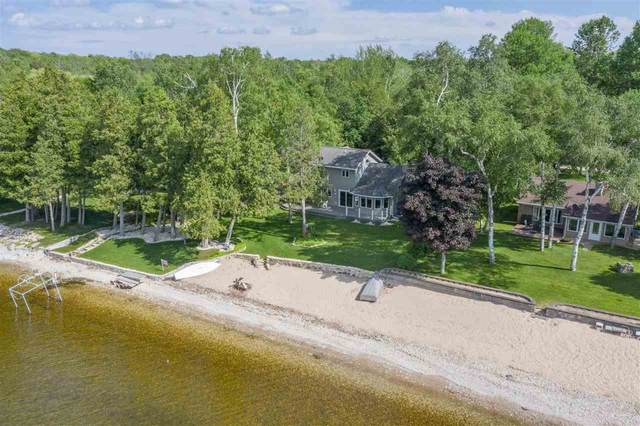 7738 Haines Road, Sturgeon Bay, WI 54235 (#50219541) :: Carolyn Stark Real Estate Team