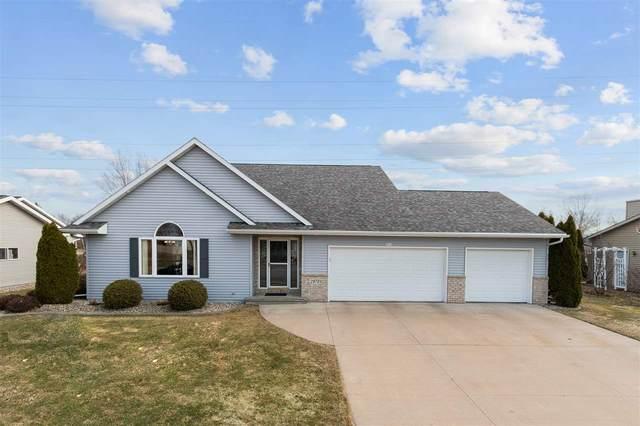 2971 Bromfield Drive, Oshkosh, WI 54904 (#50219559) :: Todd Wiese Homeselling System, Inc.