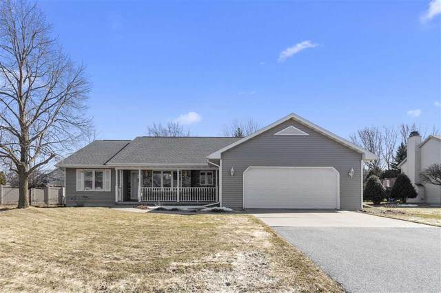 W2927 Springfield Drive, Appleton, WI 54915 (#50219589) :: Todd Wiese Homeselling System, Inc.