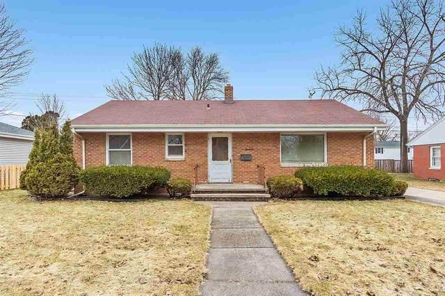 814 E Lindbergh Street, Appleton, WI 54911 (#50219689) :: Todd Wiese Homeselling System, Inc.