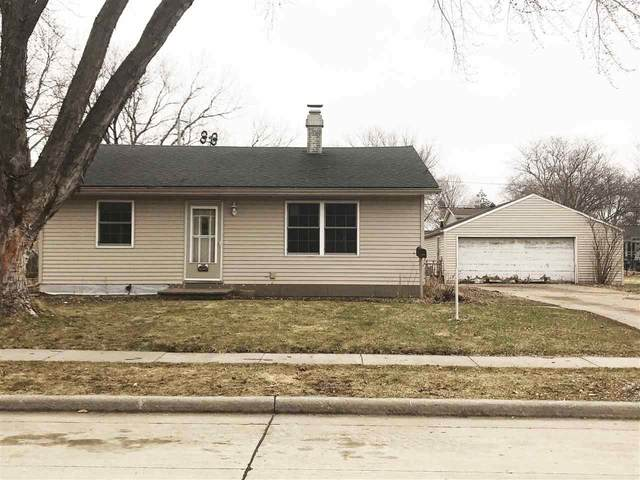 2326 Plymouth Street, Oshkosh, WI 54901 (#50219750) :: Todd Wiese Homeselling System, Inc.