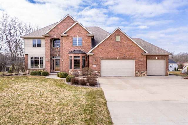 2457 Whistling Swan Court, Menasha, WI 54952 (#50219786) :: Dallaire Realty