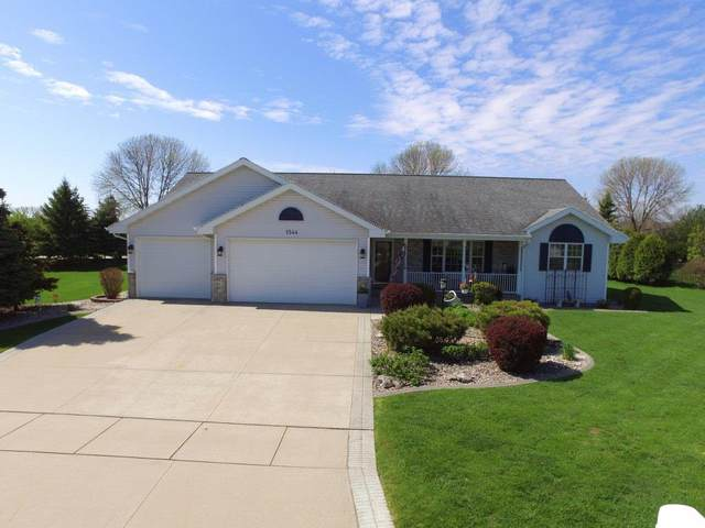 1544 Graystone Court, De Pere, WI 54115 (#50219813) :: Todd Wiese Homeselling System, Inc.