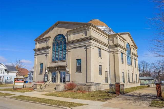 138 Church Avenue, Oshkosh, WI 54901 (#50219877) :: Todd Wiese Homeselling System, Inc.