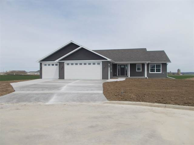 1100 Cassy Lane, Chilton, WI 53014 (#50220075) :: Dallaire Realty
