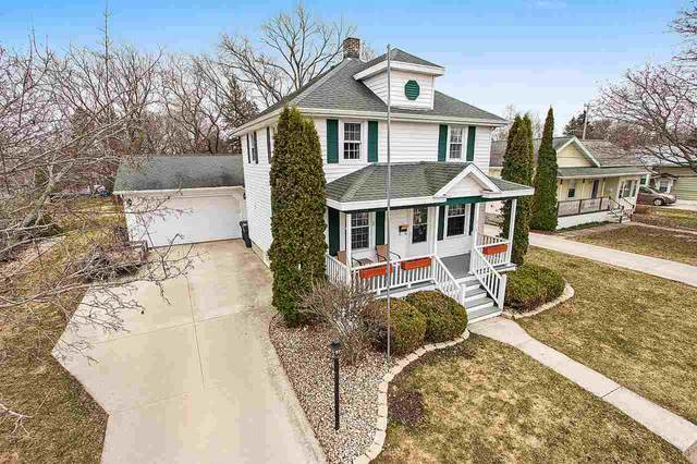 414 Reed Street, Chilton, WI 53014 (#50220076) :: Todd Wiese Homeselling System, Inc.