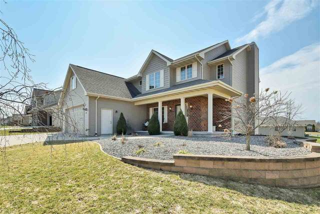 3500 Spyglass Hill Drive, Green Bay, WI 54311 (#50220148) :: Symes Realty, LLC