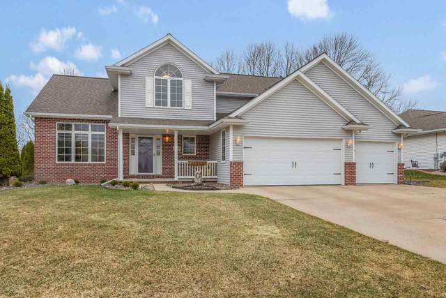 1287 Graceland Terrace, Green Bay, WI 54313 (#50220246) :: Todd Wiese Homeselling System, Inc.