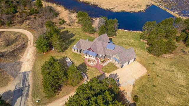 E9588 Mulroy Road, New London, WI 54961 (#50220335) :: Todd Wiese Homeselling System, Inc.