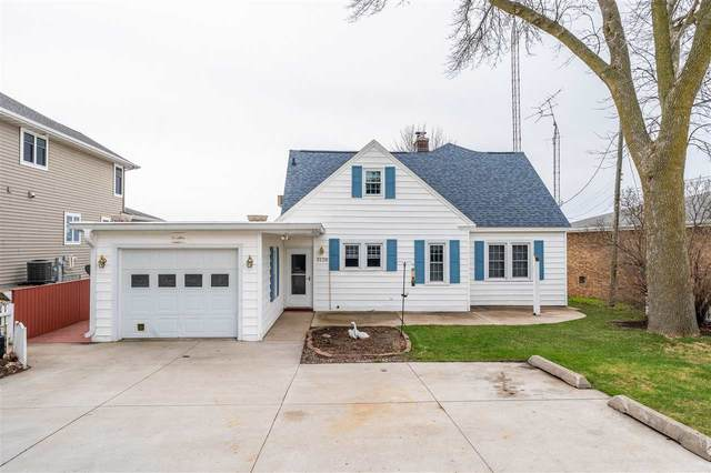 5139 Washington Street, Butte Des Morts, WI 54927 (#50220363) :: Dallaire Realty