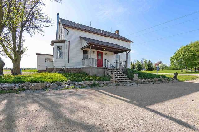 W4207 Hwy 151, Chilton, WI 53014 (#50220590) :: Todd Wiese Homeselling System, Inc.
