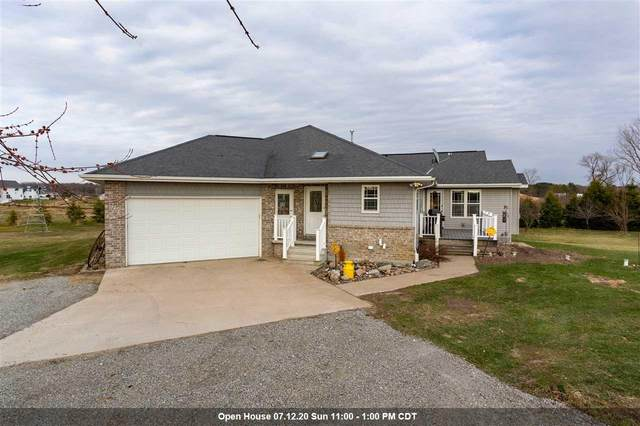 W7205 Newland Road, Black Creek, WI 54106 (#50220849) :: Todd Wiese Homeselling System, Inc.