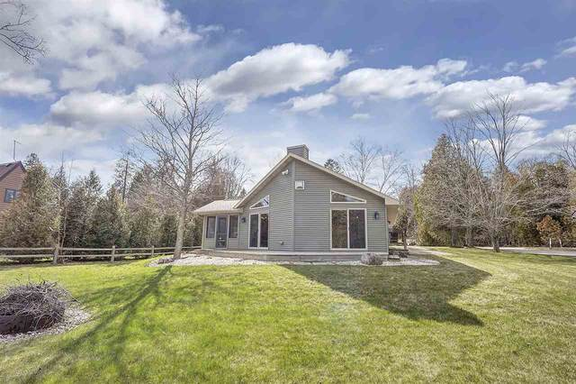 158 Clar Lin Road, Sturgeon Bay, WI 54235 (#50220981) :: Dallaire Realty