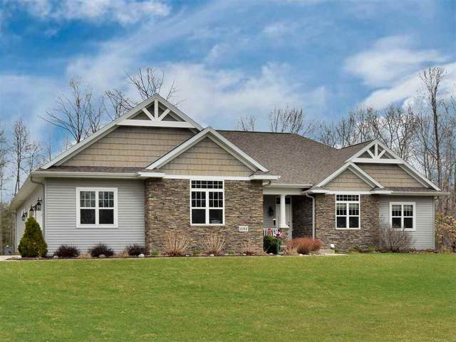 6144 Hedgewood Court, Abrams, WI 54101 (#50221081) :: Symes Realty, LLC