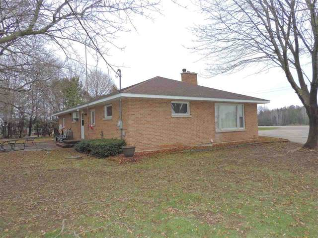 10907 Hwy 32, Suring, WI 54174 (#50221095) :: Town & Country Real Estate